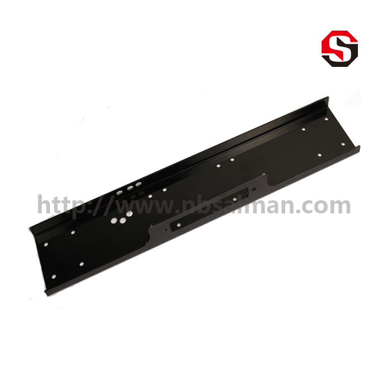 Long Winch Mounting Plate