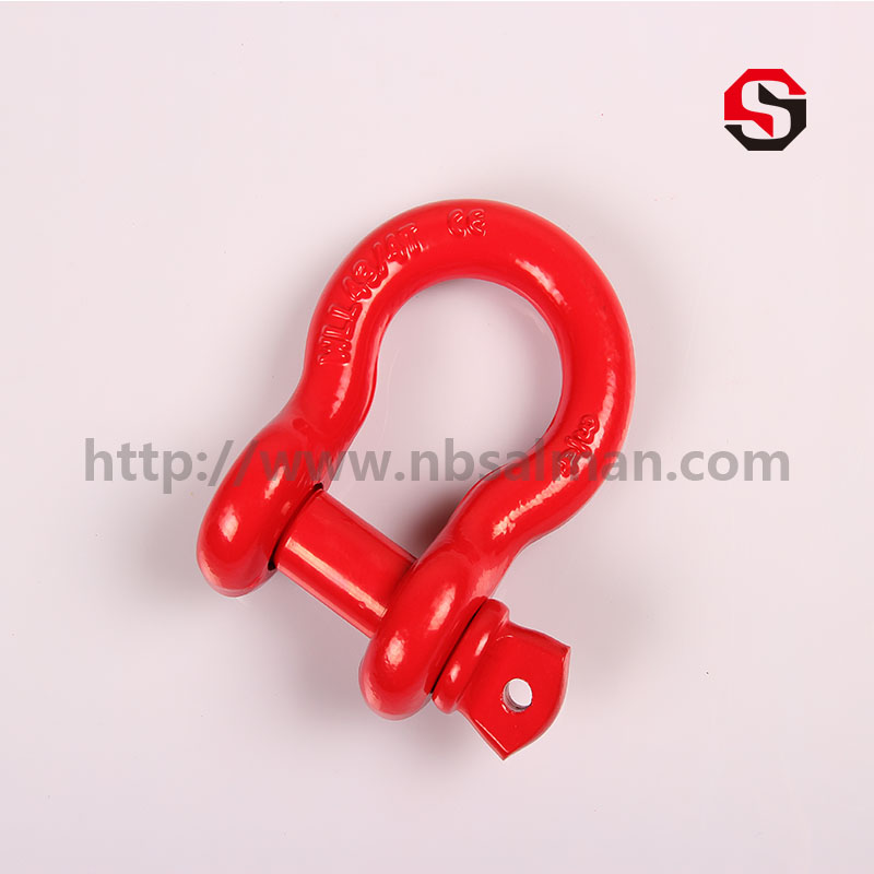 3/4 Bow Shackle (Red)